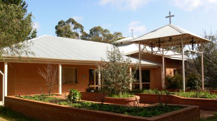 Gidgegannup Community Church - Exterior
