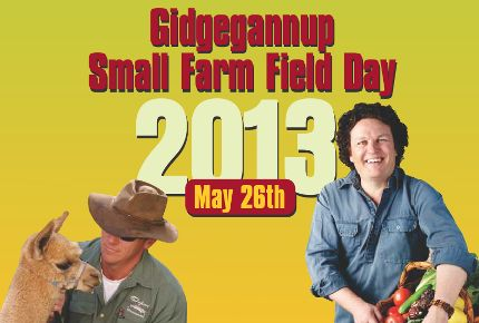 Gidgegannupp Small Farm Field Day